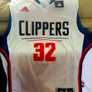 Throwback LA Clippers Blake Griffin #32 Jersey